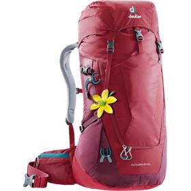 deuter Futura 24 SL Backpack Women cranberry/maron